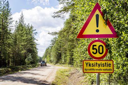 Suomen 12-vuotinen liikennesuunnitelma valmistui – Tieyhdistys eduskunnalle: Tämä on vähäliikenteisen tiestön tuho