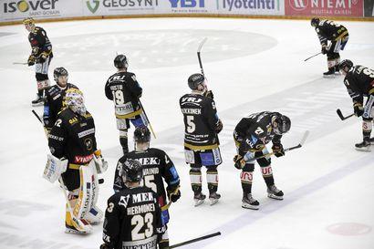 Oulun Kärppien konserni nollatulokseen 16,4 miljoonan euron liikevaihdolla – Koronavirus painoi kiekkopuolen 600000 euroa tappiolle