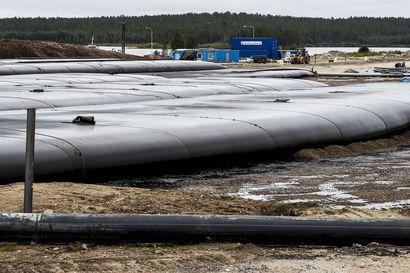Kemijärven jätealtaan piti olla jo puhdas, mutta siellä on yhä kymmeniätuhansia tonneja myrkkylietettä