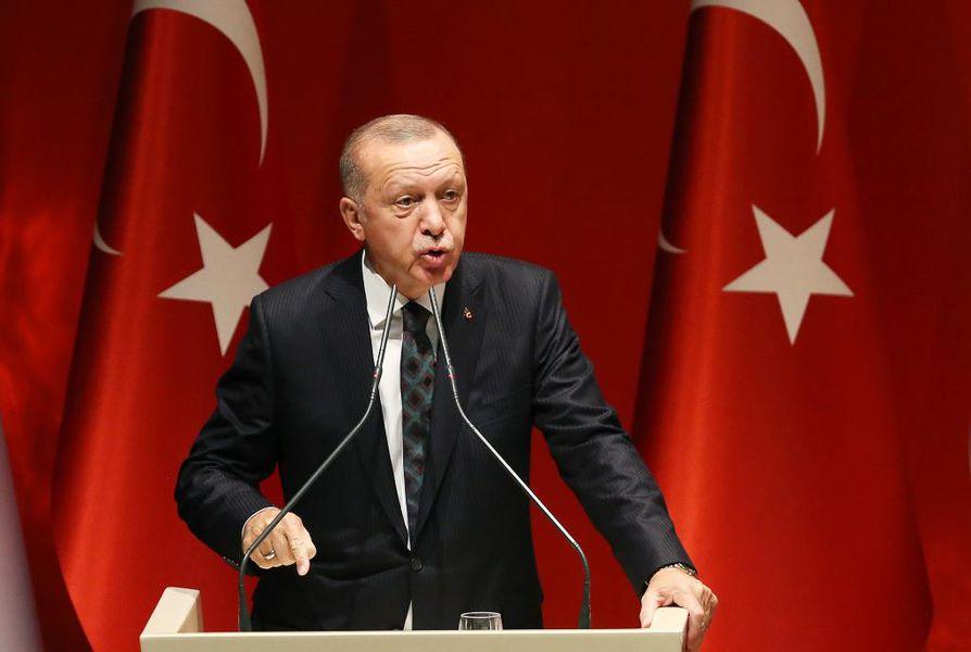 Turkin presidentti Recep Tayyip Erdogan päätti hyökätä Syyriaan keskiviikkona.