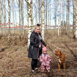 Tähän rakentuu Pyhäjoen koirapuisto – Koiraharrastajat perustivat yhdistyksen