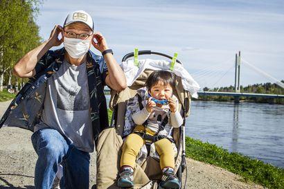 """Milloin kasvomaskisuositus päättyy Lapin sairaanhoitopiirissä? – Broas: """"Voisin kuvitella, että kesäkuun aikana ehkä päästään siihen tilanteeseen"""""""