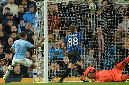 Sterling ja Mbappe nautiskelivat hattutemput – City, PSG ja Tottenham osuivat viidesti