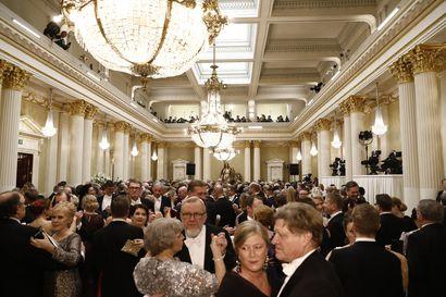 Linnan juhlat kokosi suomalaiset jälleen television äärelle: 2,44 miljoonaa katsojaa seurasi presidentin vastaanottoa