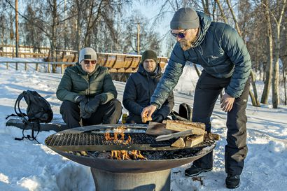 Eväsretki nuotiolla onnistuu keskellä kaupunkia – Oulun keskustan lähettyvillä on seitsemän grillauspaikkaa