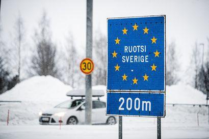 Yle: Tornio-Haaparannan rajan yli pyrkineellä väärennetty koronatestitodistus