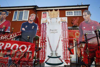 Surun ja onnen kyyneleet ovat seuranneet toisiaan – nyt Liverpoolin 30 vuoden odotus on viimein ohi