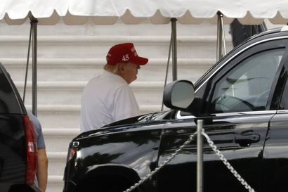 Trump kiristi viisumirajoituksia ulkomaisille työntekijöille