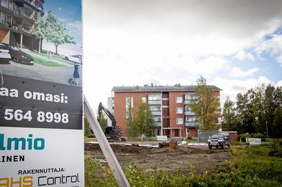 Meijerintien kerrostalohanke on pysähdyksissä – rakentaja odottaa hallinto-oikeuden ratkaisua