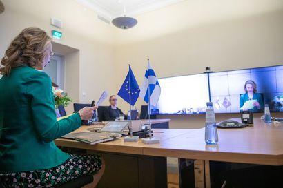"""EU-komission esitys jättimäisestä elpymisrahastosta tulossa keskiviikkona – Tuppurainen: """"Hallituksessa yhteinen näkemys"""""""