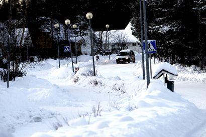 Lunta on Keski-Lapissa ennätyksellisen paljon ja tammikuun alku on ollut hyvin leuto – lämpimät talvet yleistyvät ilmastonmuutoksen myötä