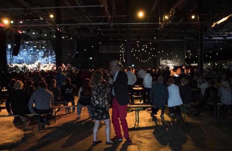 Club Teatrialla Oulussa järjestettiin syyskuussa Entisten Nuorten Sävellahja -konsertti.