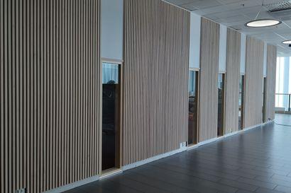 Kainuun uuden sairaalan viimeinen rakennusosa valmistui – tältä näyttää uusi sairaala Kajaanissa