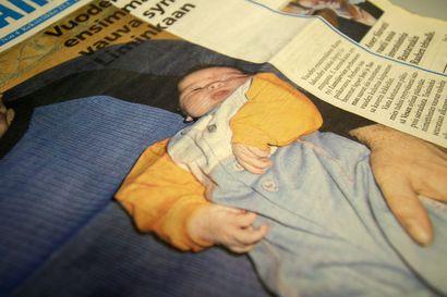 Juho Lumijärvi oli vuonna 2003 lakeuden ensimmäinen vauva – nyt täysi-ikäinen nuori mies pohtii mitä tulevaisuus tuo tullessaan.