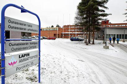 Ounasvaaran lukiossa sata karanteeniin – koulu on etäopetuksessa maanantaina