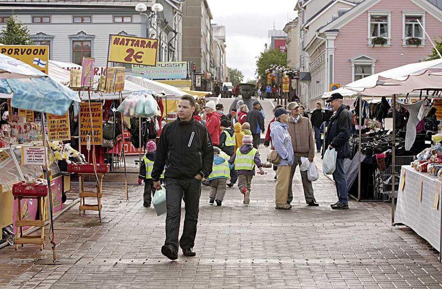 Syysmarkkinat Oulu