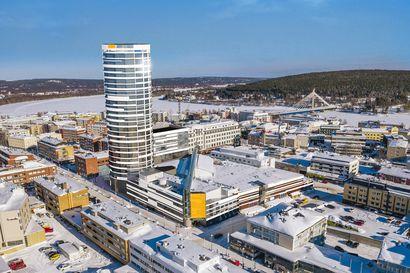 Rovaniemen tornihotellien suunnitelmat etenevät –kahdesta puolueesta avointa tukea torneille, myös muissa puolueissa halua nostaa keskustan kerroslukua