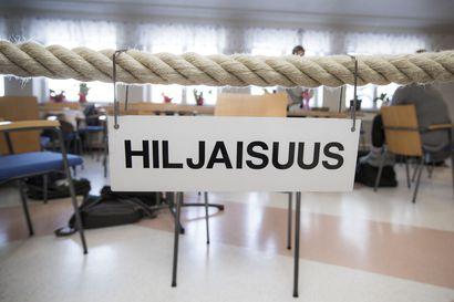 Abien kurssit pidetään Oulun lukioissa etänä syksyn kirjoituksiin saakka, tarkoitus välttää sairastumista kirjoitusten aikana