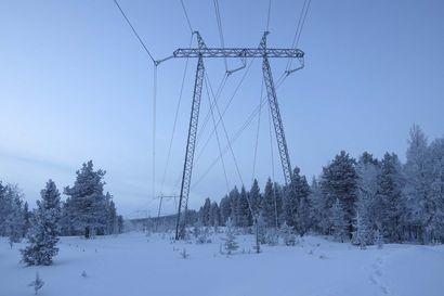 Sattumien summa voisi johtaa sähkön katkaisemiseen kodeista keskellä pakkaskautta