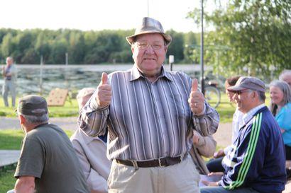 Liminkakylän kylätoiminnan vuositapahtumat käynnistyvät, Jaakko Jukkola kertoo myös ensi kevään myyntinäyttelyn olevan ohjelmassa
