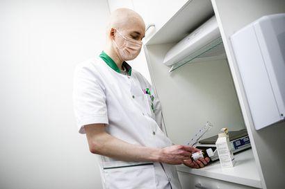 Antibiootit vanhenevat apteekkien hyllyille, kun flunssat jäävät sairastamatta