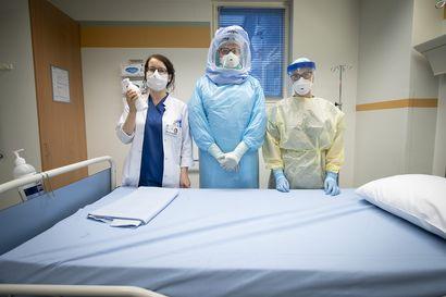 Varotoimet pitävät pöpöt kurissa – Kiinan koronavirus on jo työllistänyt myös PPSHP:n infektioiden torjuntayksikköä Oulussa