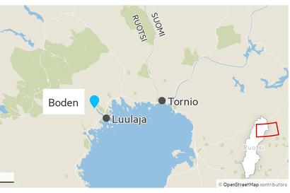 Nuori mies ammuttiin yöllä kuoliaaksi grillin edustalla Bodenissa