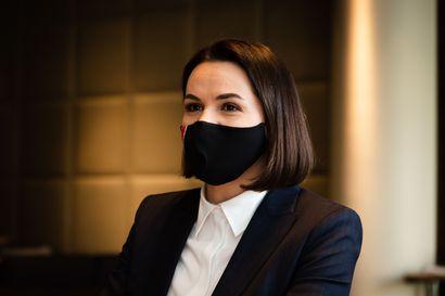 Valko-Venäjän oppositiojohtaja pyytää kansalta tukea anonyymillä äänestyksellä