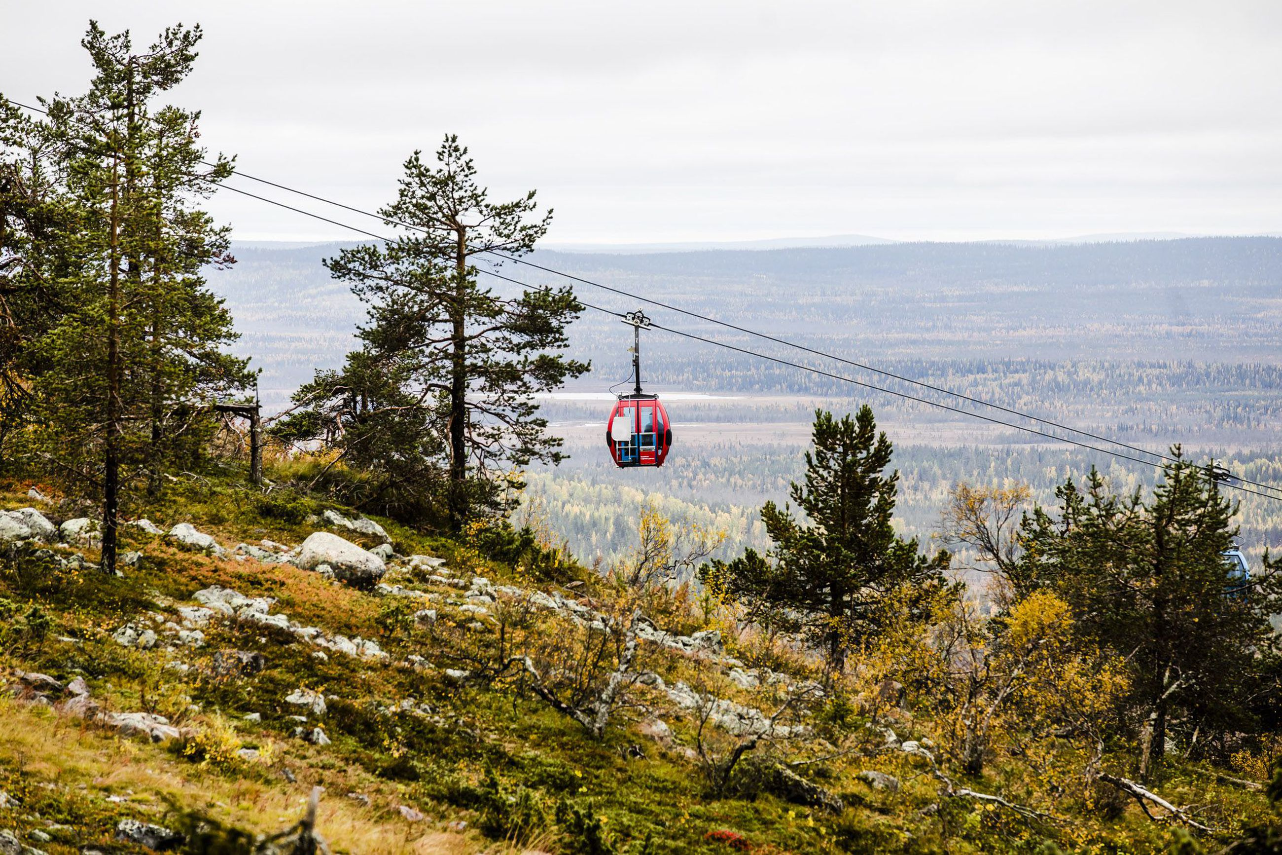 Aurinkomatkat Rovaniemi