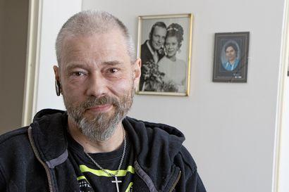 """Lumijokiselle Antero Suorsalle eivät maistu enää rikokset eivätkä alkoholi: """"Nyt toivon ja rukoilen, että saisin tekemäni asiat anteeksi"""""""