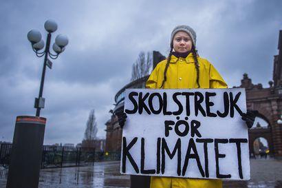 Ymmärrys ympäristötuhosta vei Greta Thunbergin vuosia sitten sairaalakuntoon, kunnes ilmastoaktivismi palautti terveyden