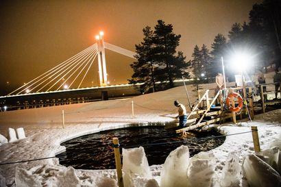 Talviuintikeskuksen hintaa jännitetään Rovaniemellä – tukea haetaan eri suunnista