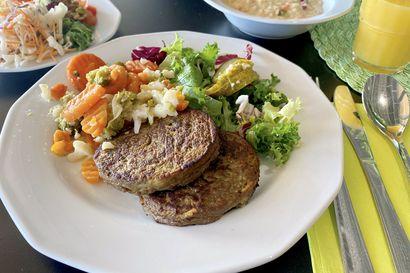 Syömässä: Ouluhallin lounaasta puuttuu kokin kädenjälki