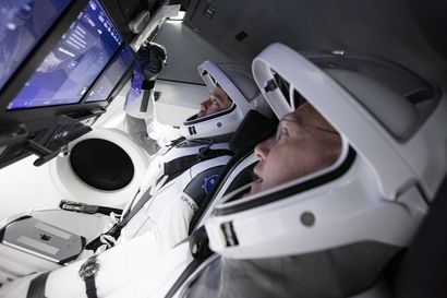 Ensimmäinen miehitetty SpaceX-lento vaikuttaa avaruuspolitiikan voimasuhteisiin – uuden sukupolven teknologia on askel kohti Marsia