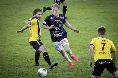 Liigavieras Espoosta otti omansa Raatissa – AC Oulu tipahti Suomen cupin neljännesvälierissä