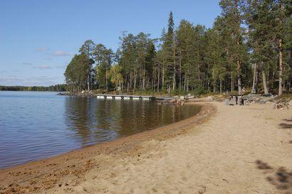 Norvajärven uimarannalla havaittu sinilevää – uimista ei suositella, etenkin lapset tulisi pitää pois rannalta