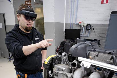 Tässä on moottori, mutta Jari Aitta näkee sen lisäksi paljon muuta – Katso videolta mitä