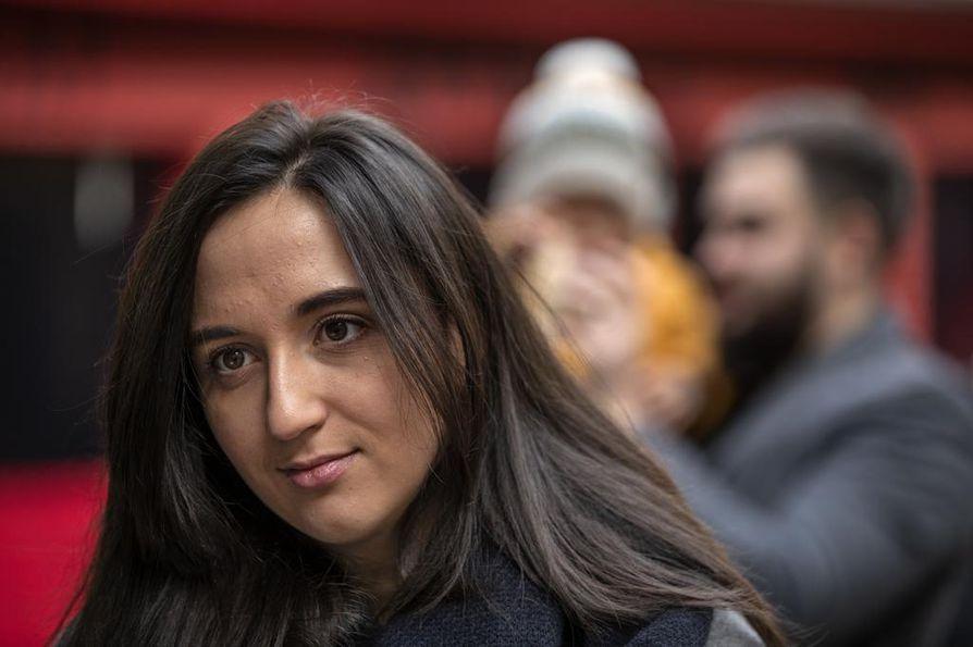 Alina Kalantaevskaja ei kehu ukrainalaisena Putinia, vaikka mies on sitä mieltä, että hän on tehnyt monta hyvää asiaa Venäjälle.