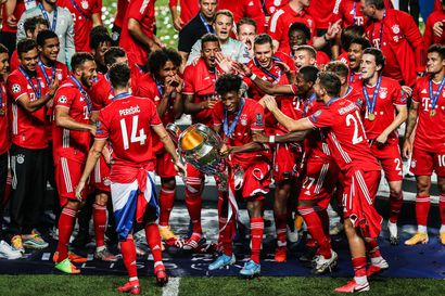 Bayernin huippuvireeseen piiskannut Hansi Flick löysi ratkaisijan vaihtopenkiltä – Kingsley Comanin pusku upotti PSG:n