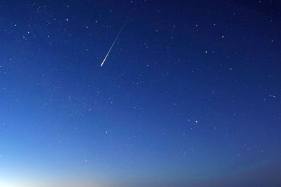 Parikymmentä tähdenlentoa saattaa näkyä taivaalla puolen tunnin aikana keskiviikkoyönä
