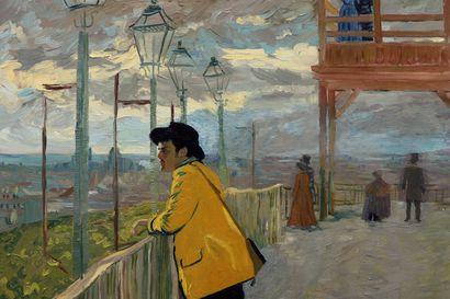 Päivän leffapoiminnat: Van Goghin taulut pantiin elämään, mutta liike ei tuo niihin mitään lisää