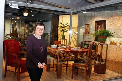 Iltalenkillä - Tornion keskustan yleisilme on siistiytynyt kolmenkymmenen vuoden aikana