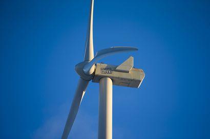 Pohjois-Pohjanmaa pysyy Suomen tuulivoimakeskittymänä – kiinteistöverotulot lähes 6 miljoonaa