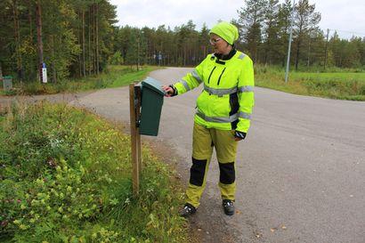 Repsottaako laatikkosi miten sattuun – katsasta postilootasi ennen talven tuloa
