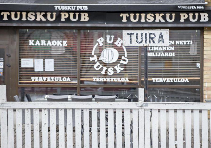 Pizzeria Tuira