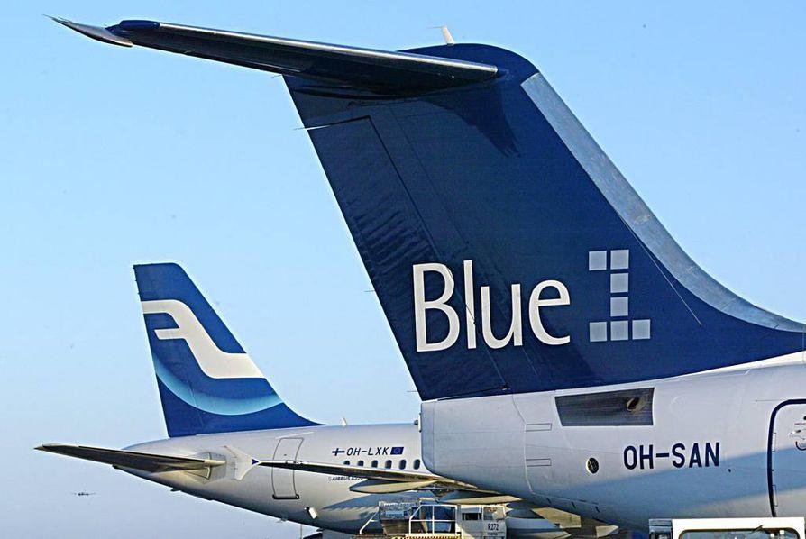 Blue1 lopettaa lennot Oulusta Helsinkiin | Oulu | Kaleva.fi