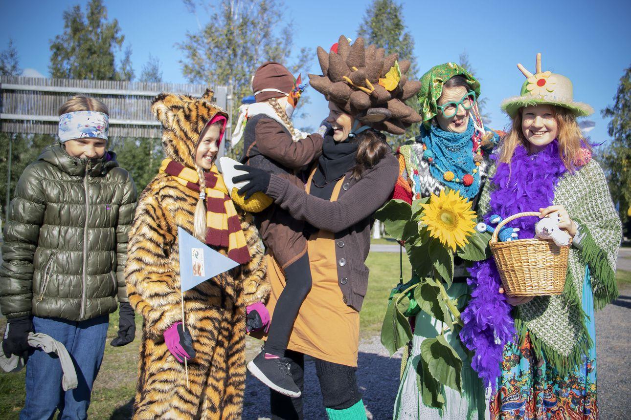 Limmi Festiä juhlittiin toisen kerran Limingassa elo-syyskuun vaihteessa