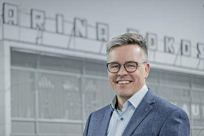 """Ouluun vuosikymmenen poissaolon jälkeen palannut Reima Loukkola on edennyt Prisman myyjästä Arinan toimitusjohtajaksi - """"Pohjois-Suomen luonnolla ja ihmisillä on suuri tunneside itselle"""""""