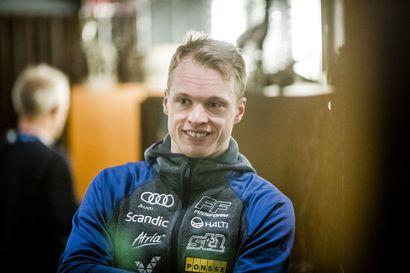 Niskaset keulilla Vuokatin Aateli Racen avauksessa, Visan Niko Anttola iskussa nuorten kisassa
