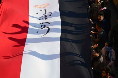 Kataib Hizbollah -liike täytti Pohjois-Irakissa Isisin jättämän tyhjiön